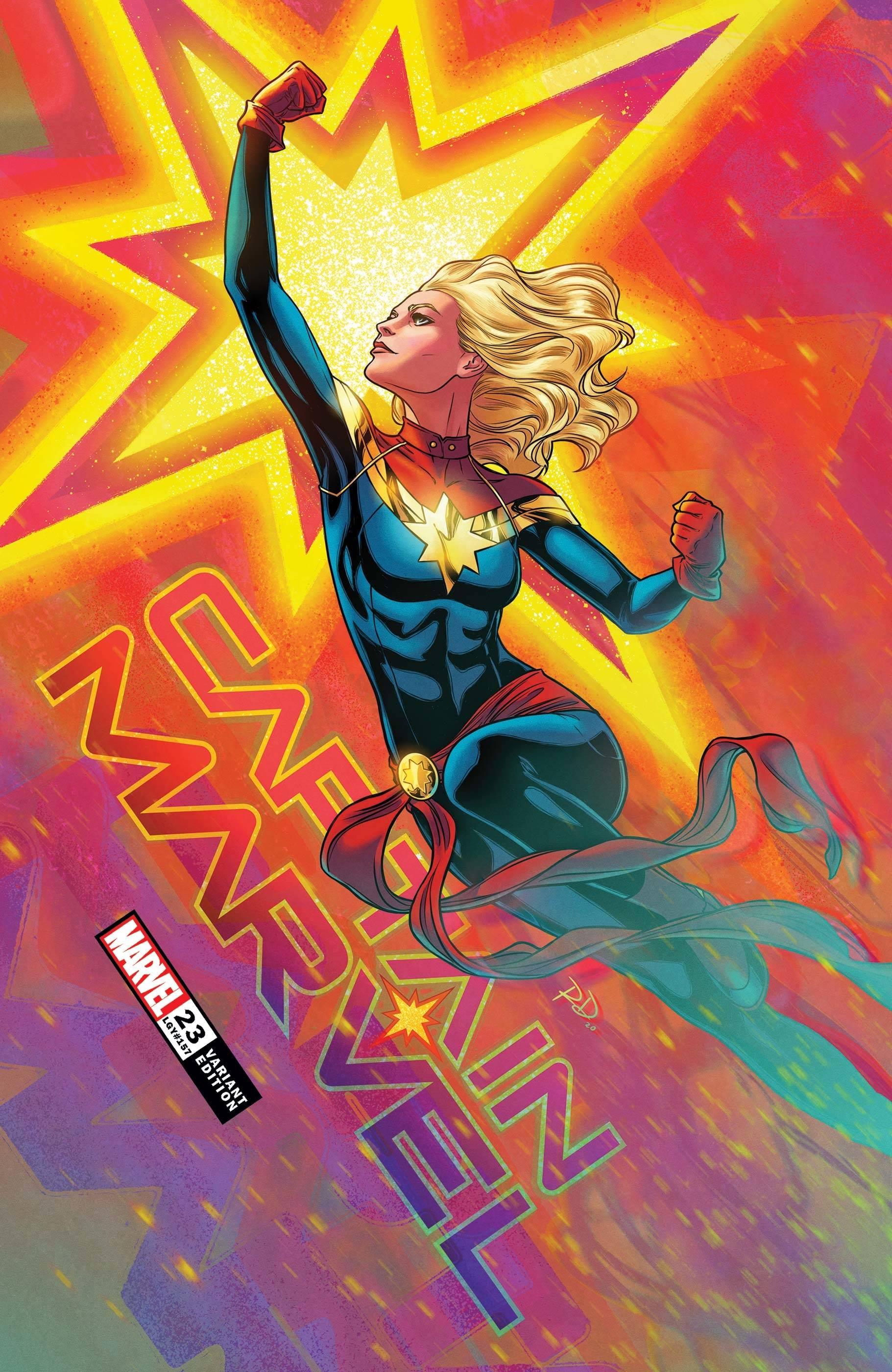 Captain Marvel #23 (2020)