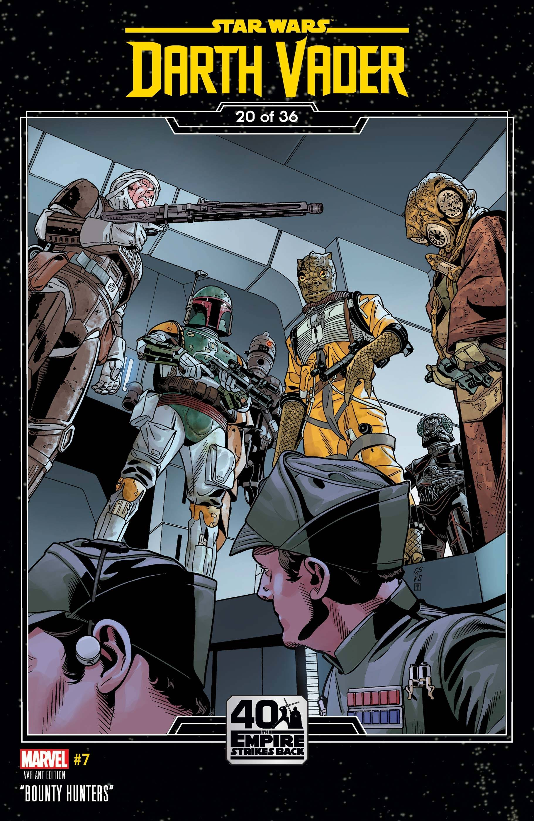 Star Wars: Darth Vader #7 (2020)