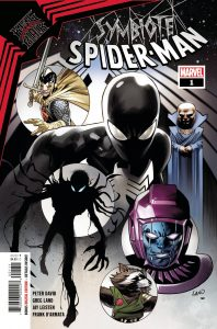 Symbiote Spider-Man: King In Black #1 (2020)