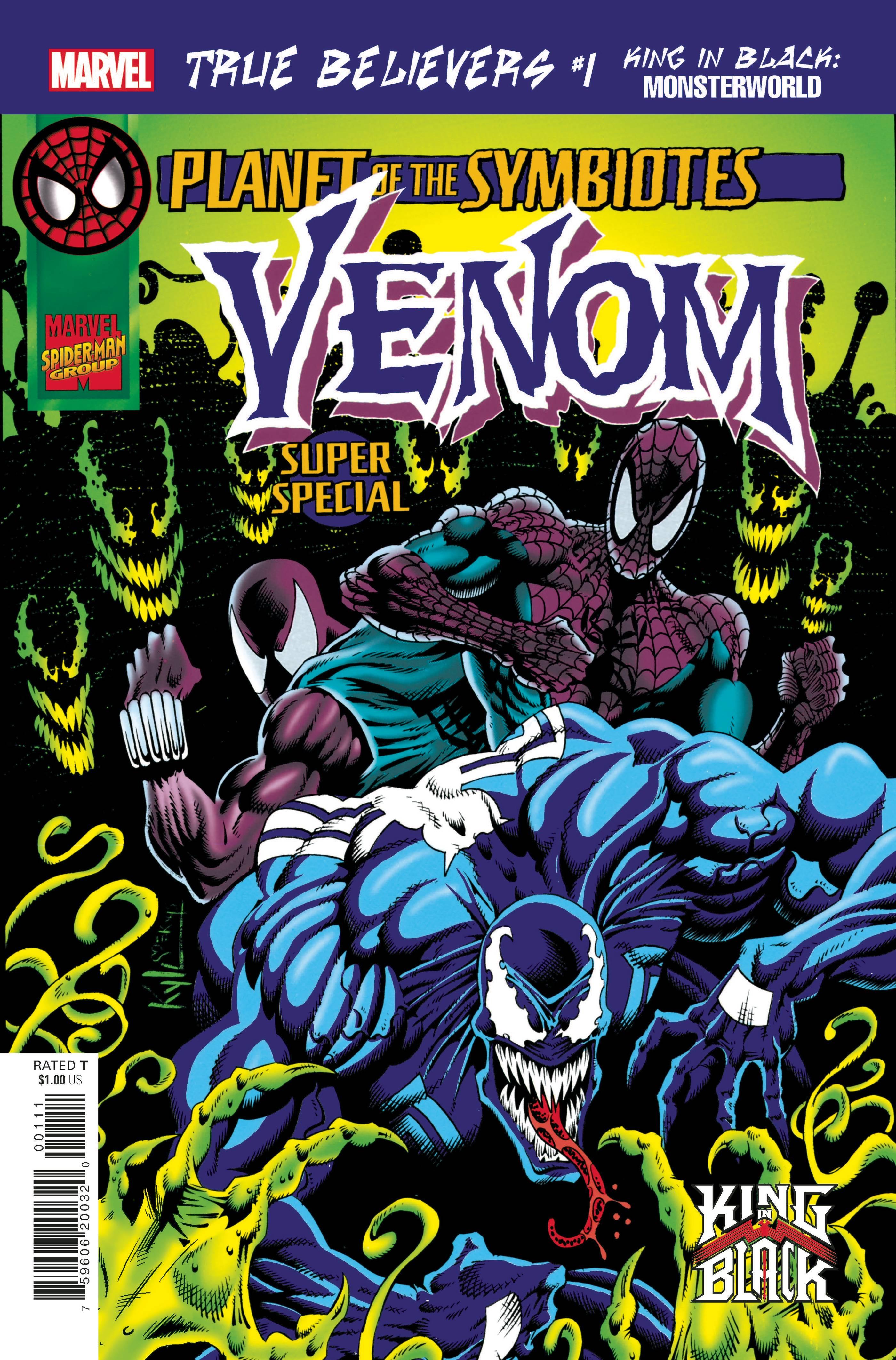 True Believers: King In Black - Monsterworld #1 (2020)