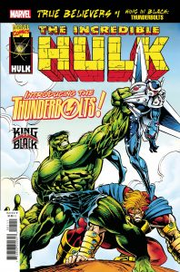 True Believers: King In Black - Thunderbolts #1 (2020)