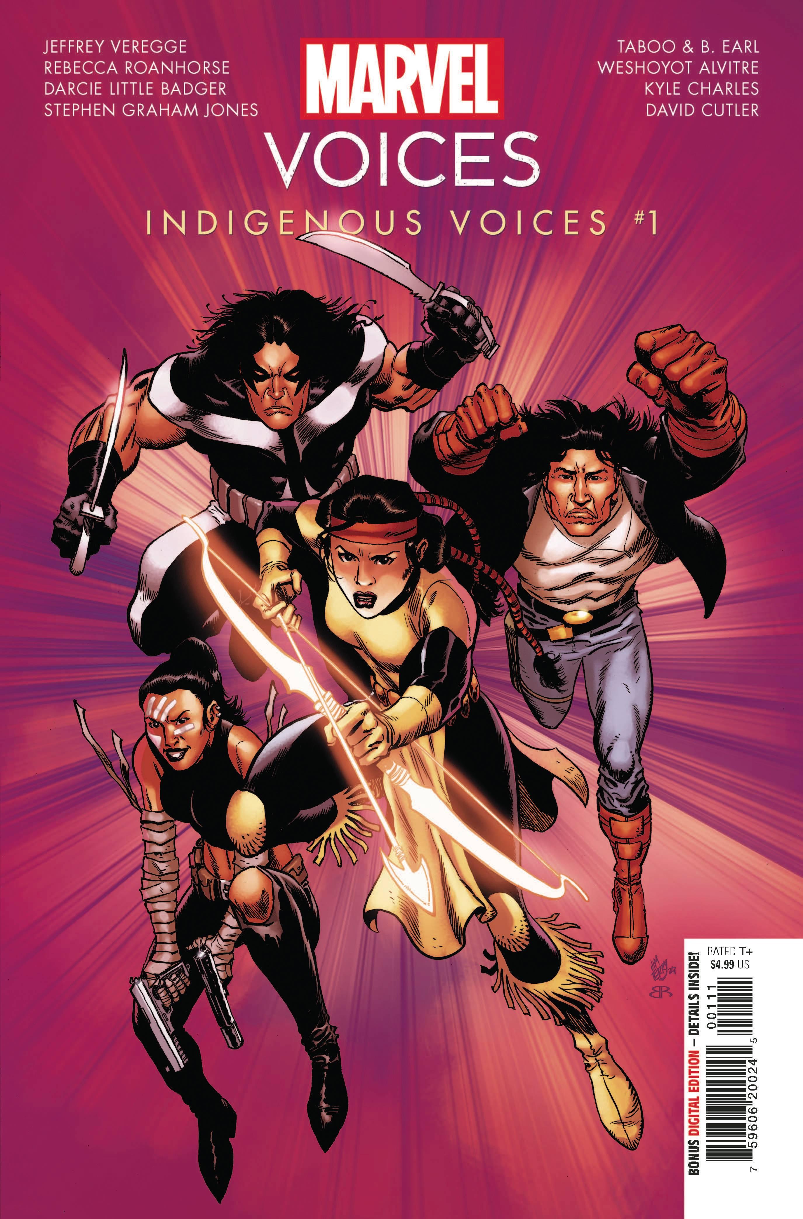 Marvel's Voices: Indigenous Voices #1 (2020)
