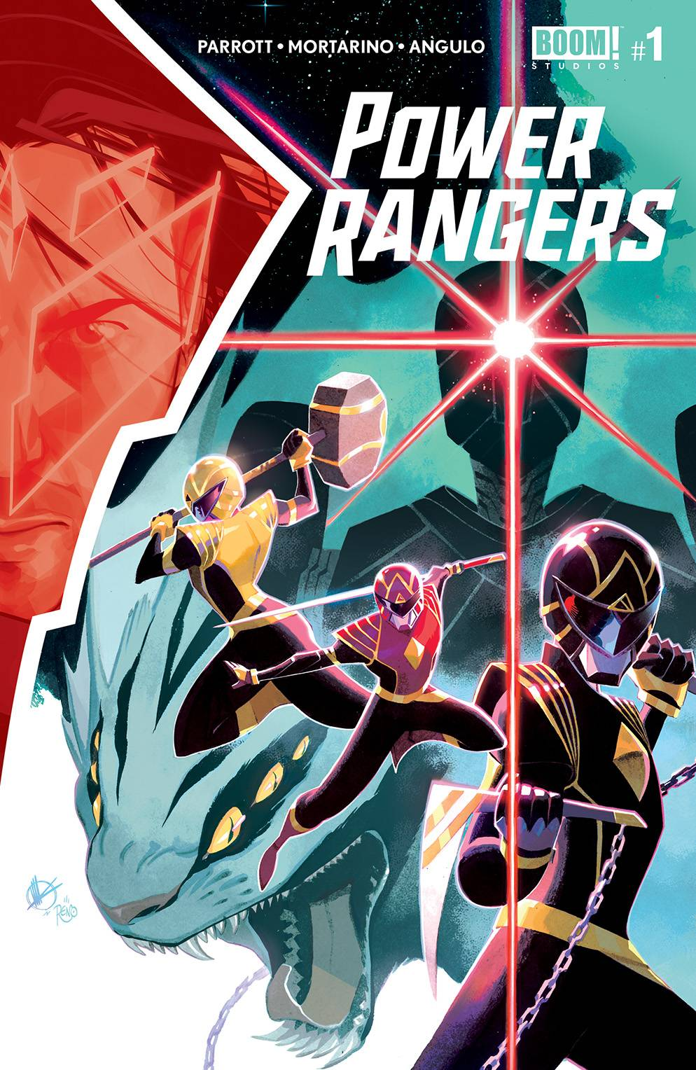 Power Rangers #1 (2020)