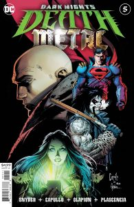 Dark Nights: Death Metal #5 (2020)