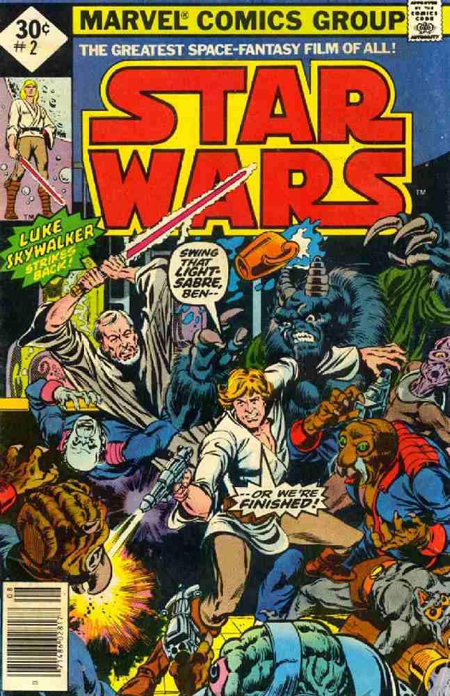 Star Wars #2 (1977)
