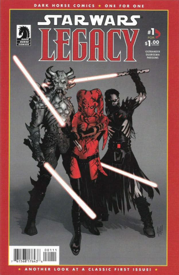 Star Wars: Legacy #1 (2006)