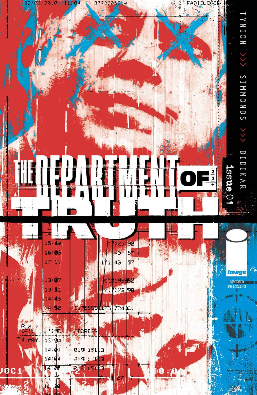 The Department Of Truth #1 (2020)