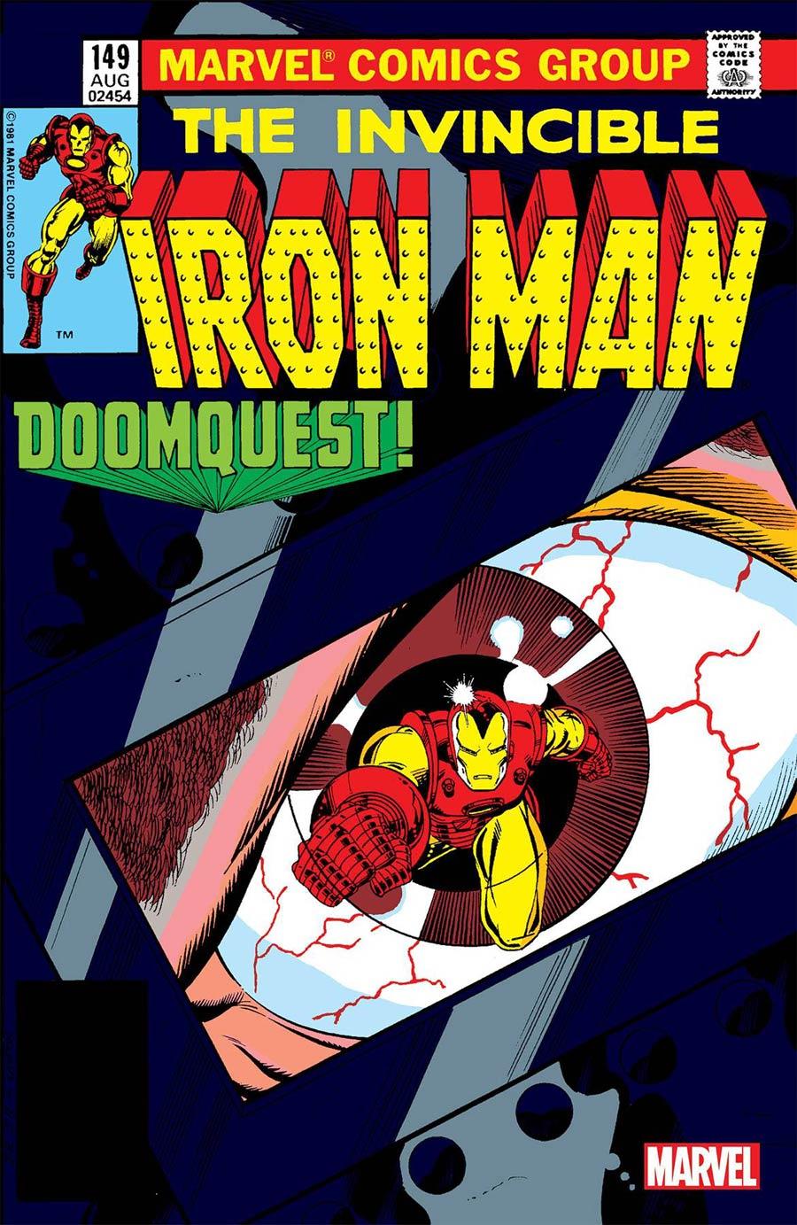 True Believers: King in Black - Iron Man Doctor Doom #1