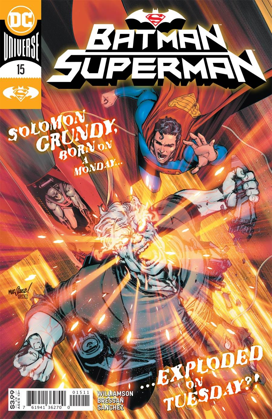 Batman / Superman #15 (2020)