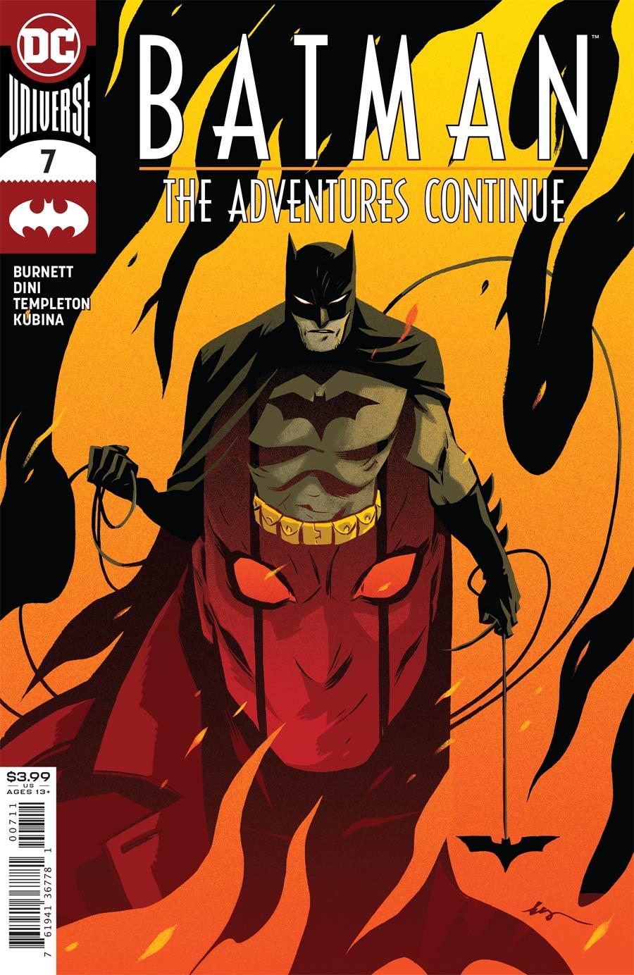 Batman: The Adventures Continue #7 (2020)