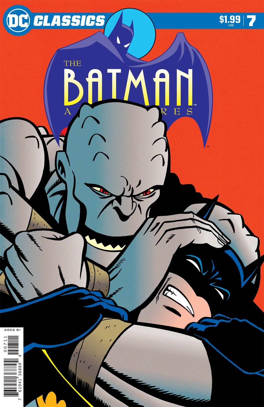 DC Classics: Batman Adventures #7