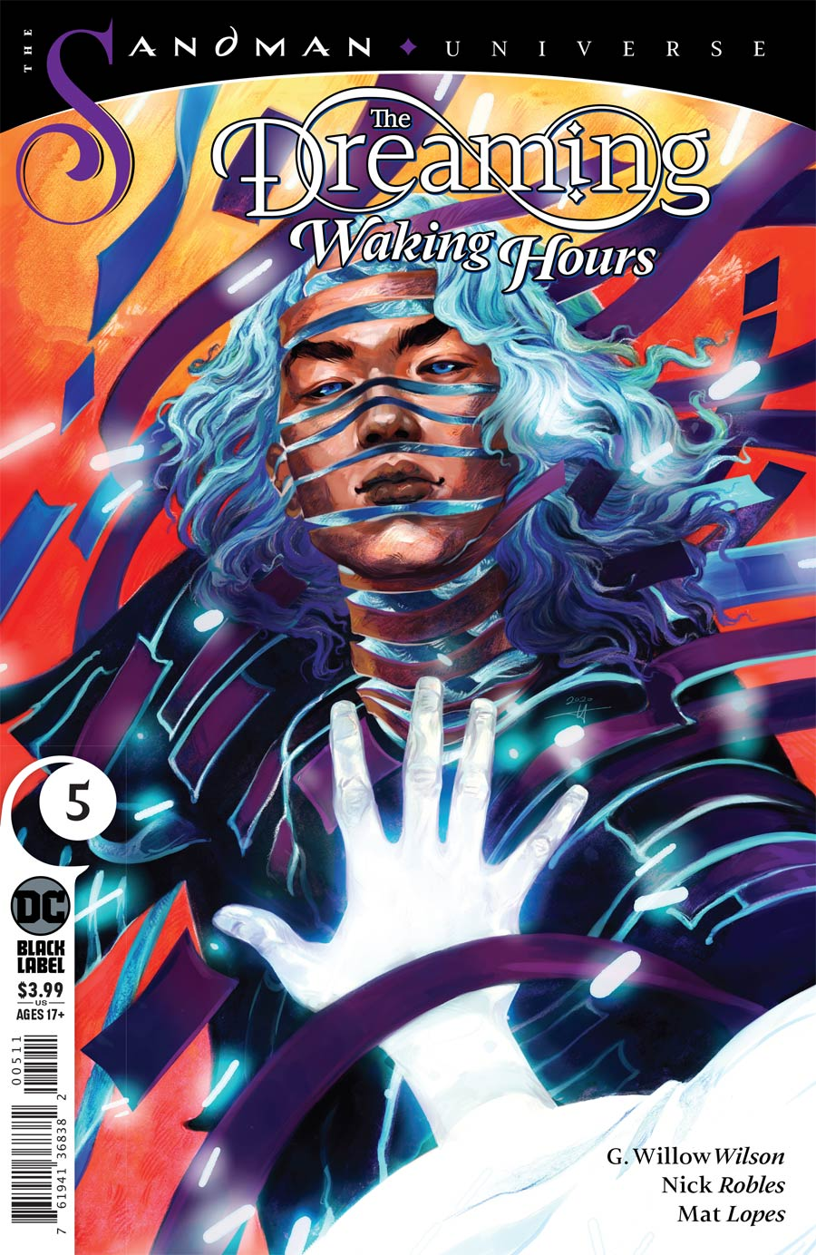 Dreaming Waking Hours #5 (2020)