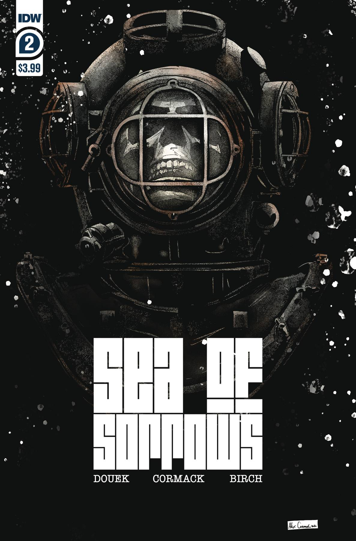 Sea Of Sorrows #2 (2020)