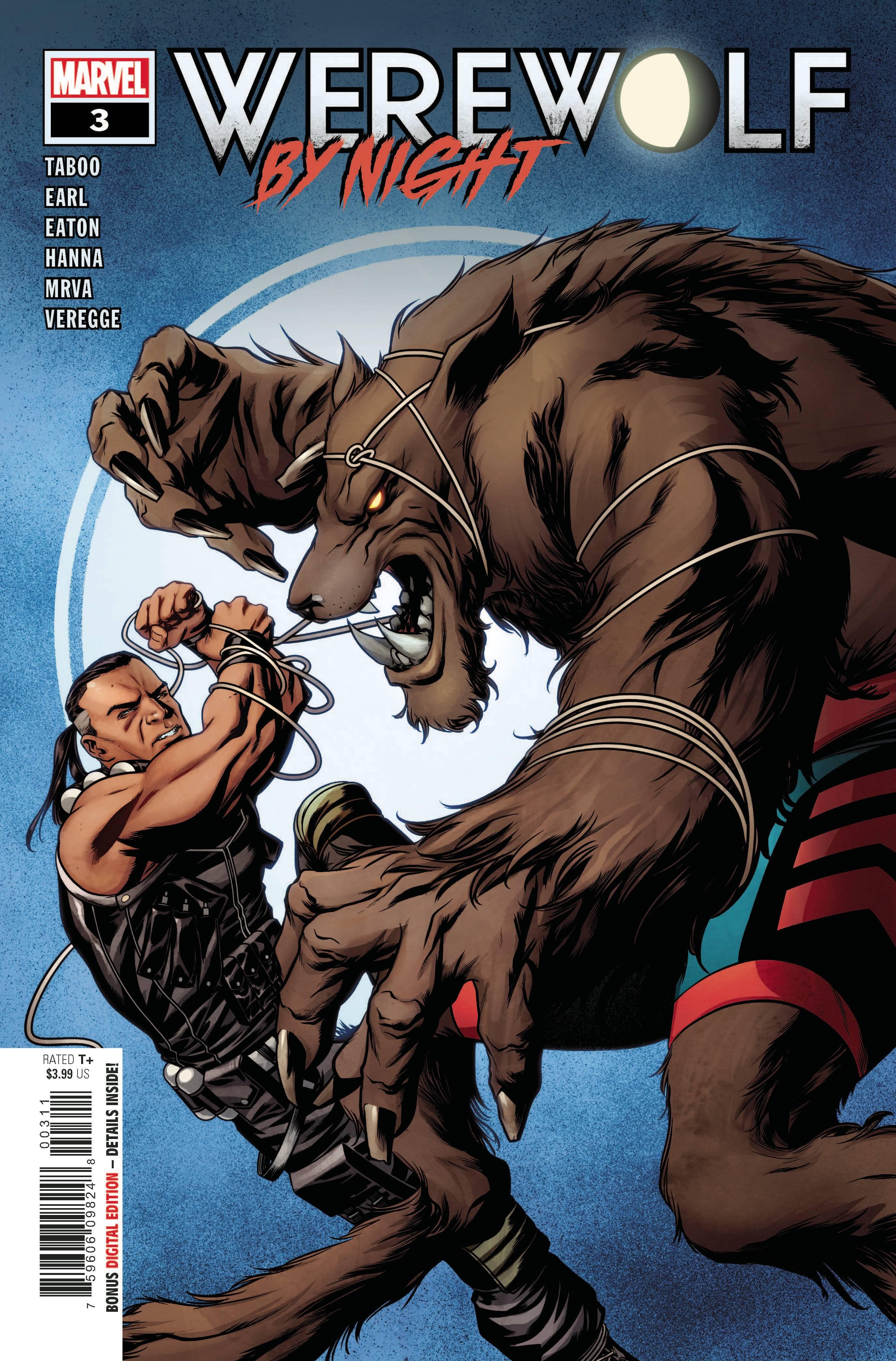 Werewolf By Night #3 (2020)