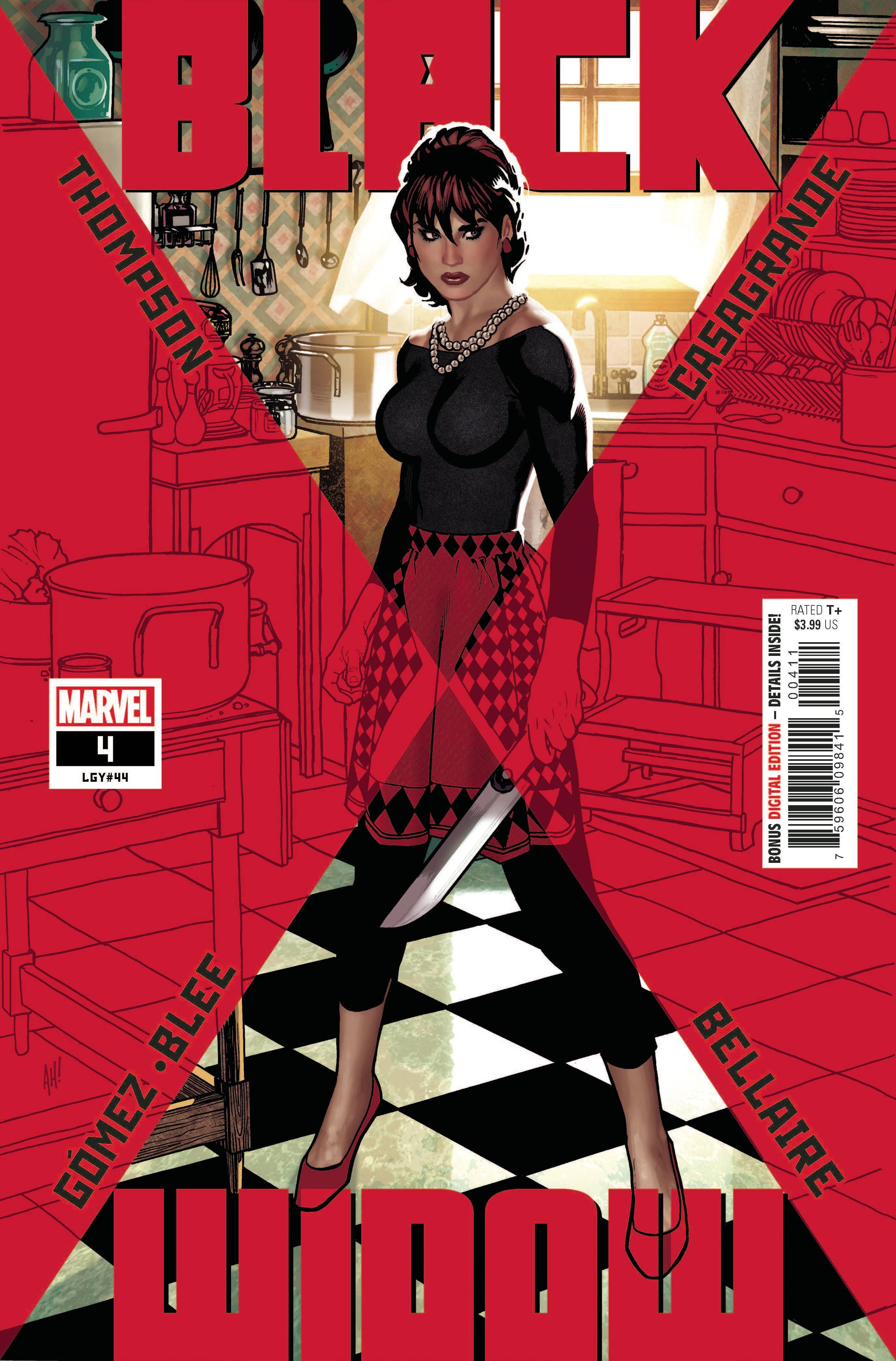 Black Widow #4 (2020)