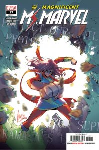 The Magnificent Ms. Marvel #17 (2020)