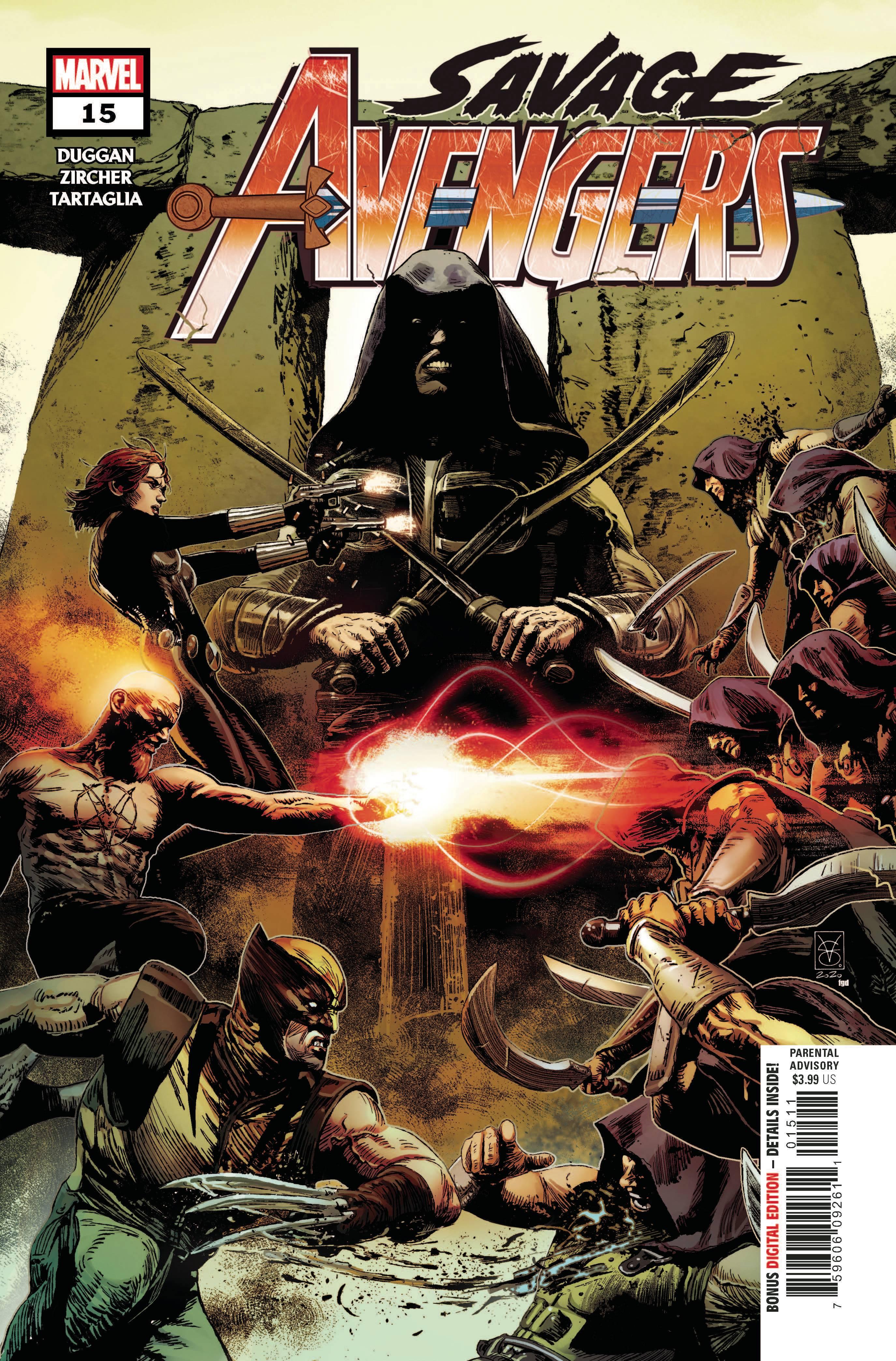 Savage Avengers #15 (2020)