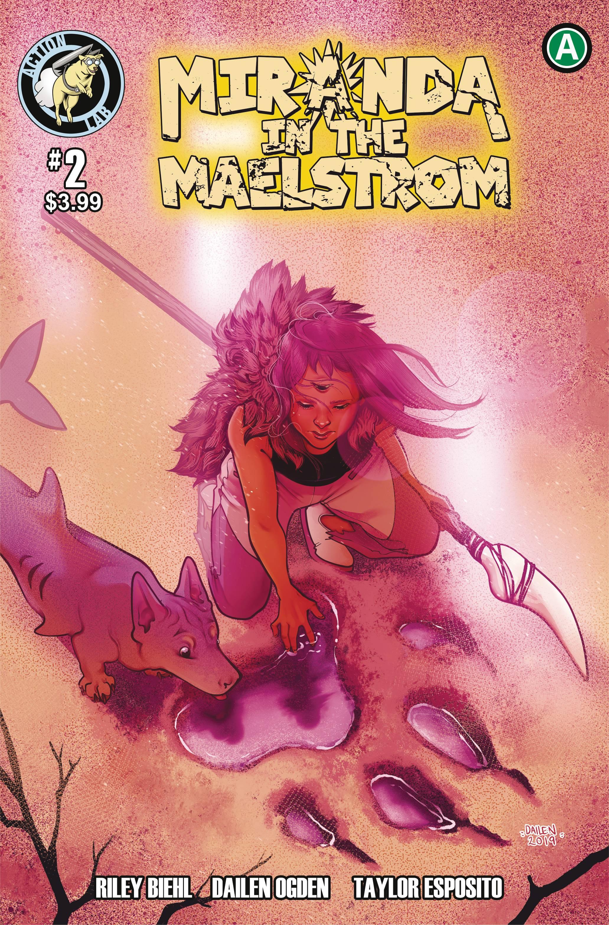 Miranda In Maelstrom #2 (2020)
