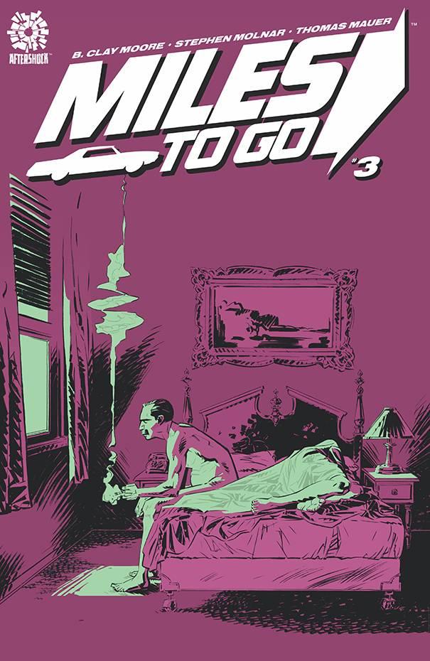 Miles To Go #3 (2020)