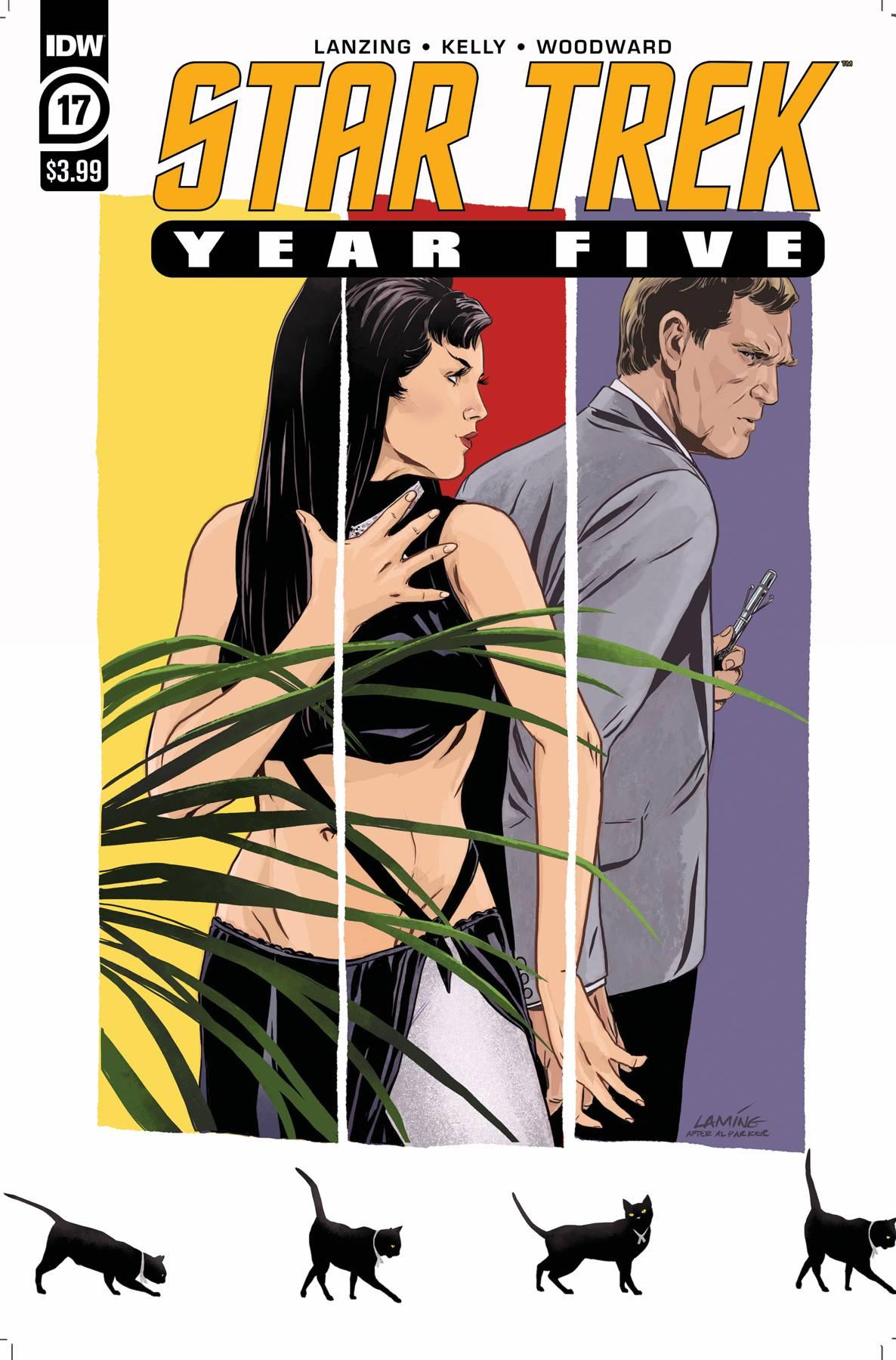 Star Trek: Year Five #17 (2020)