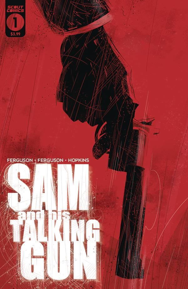Sam and his Talking Gun #1 (2020)