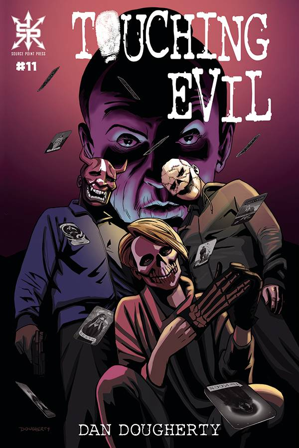 Touching Evil #11 (2020)