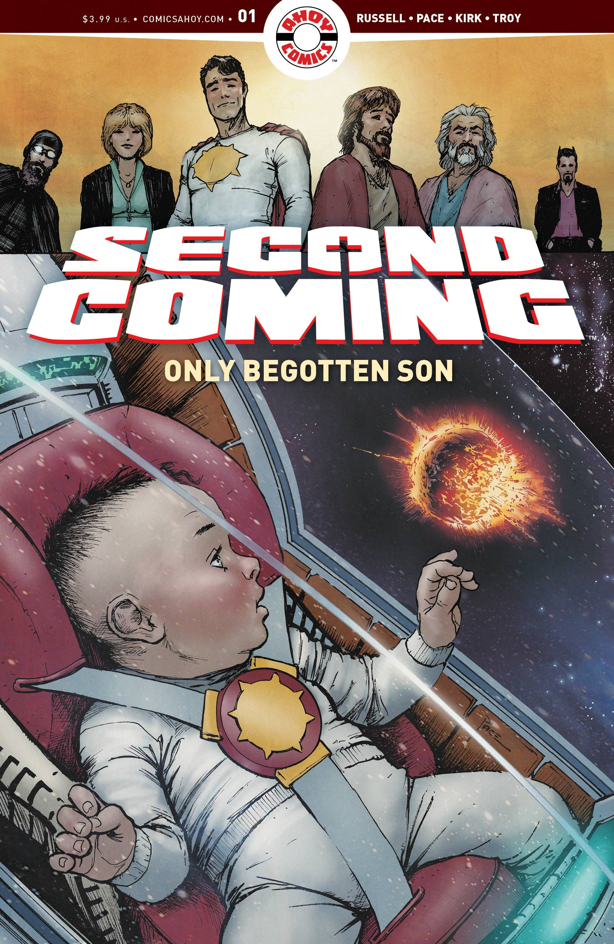 Second Coming: Only Begotten Son #1 (2020)