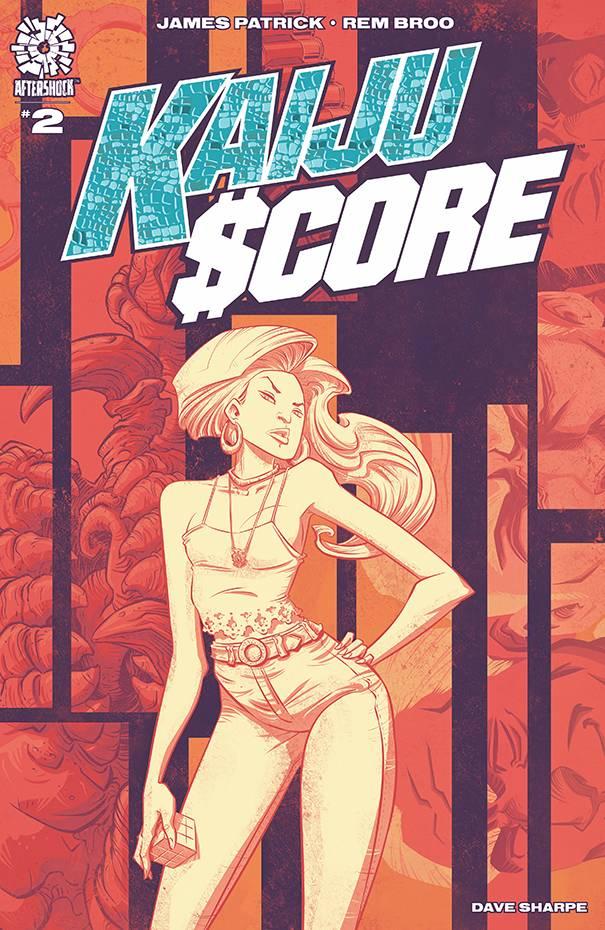The Kaiju Score #2 (2020)