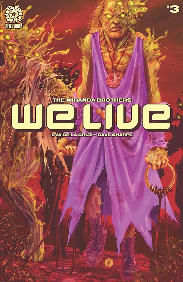 We Live #3 (2020)
