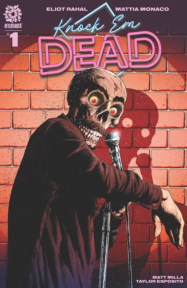 Knock Em Dead #1 (2020)