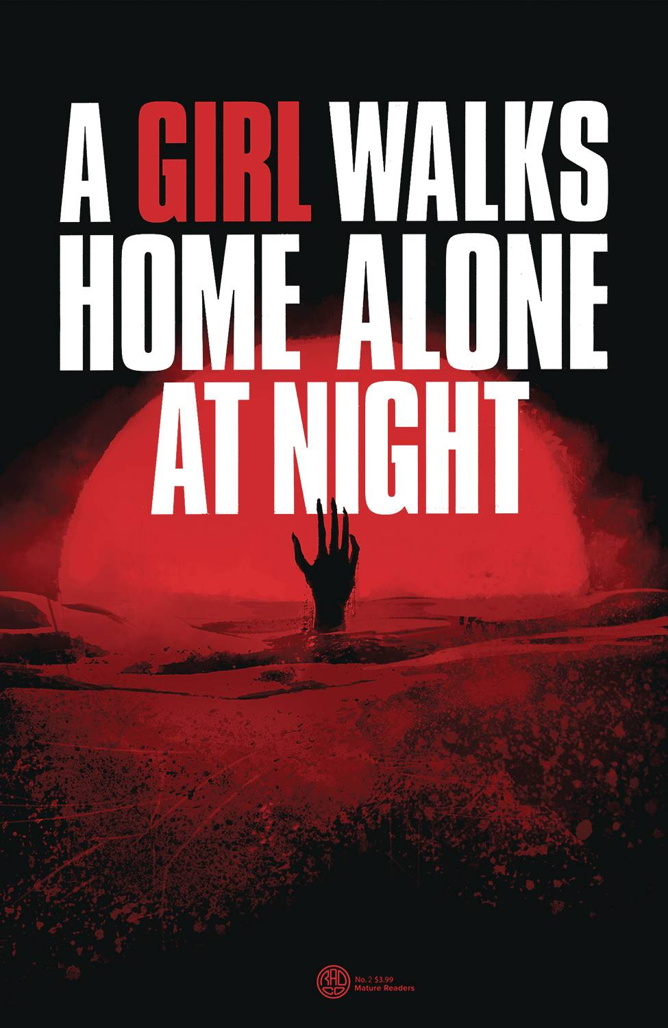 A Girl Walks Home Alone At Night #2 (2020)
