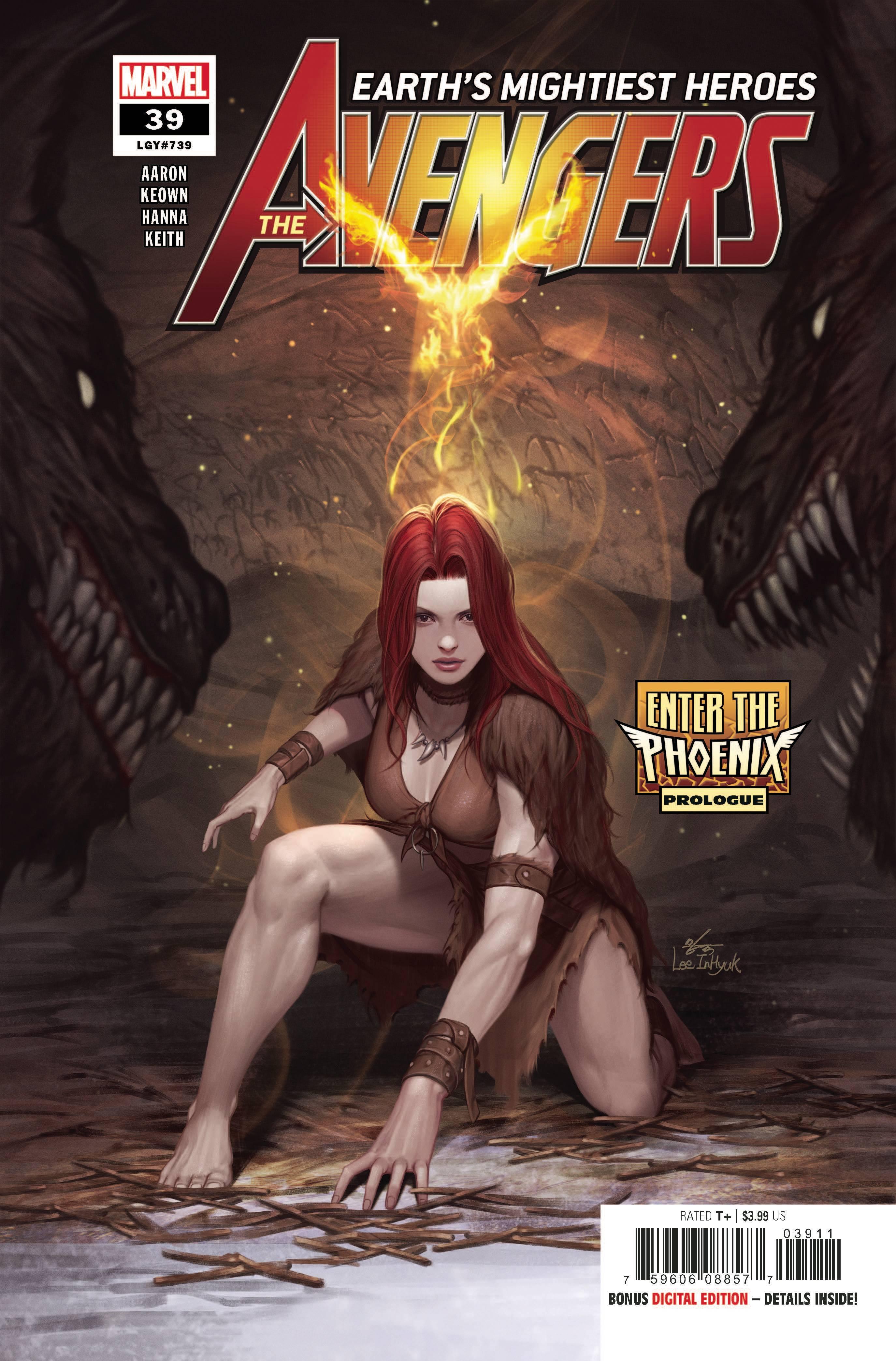 Avengers: Earth's Mightiest Heroes #39 (2020)