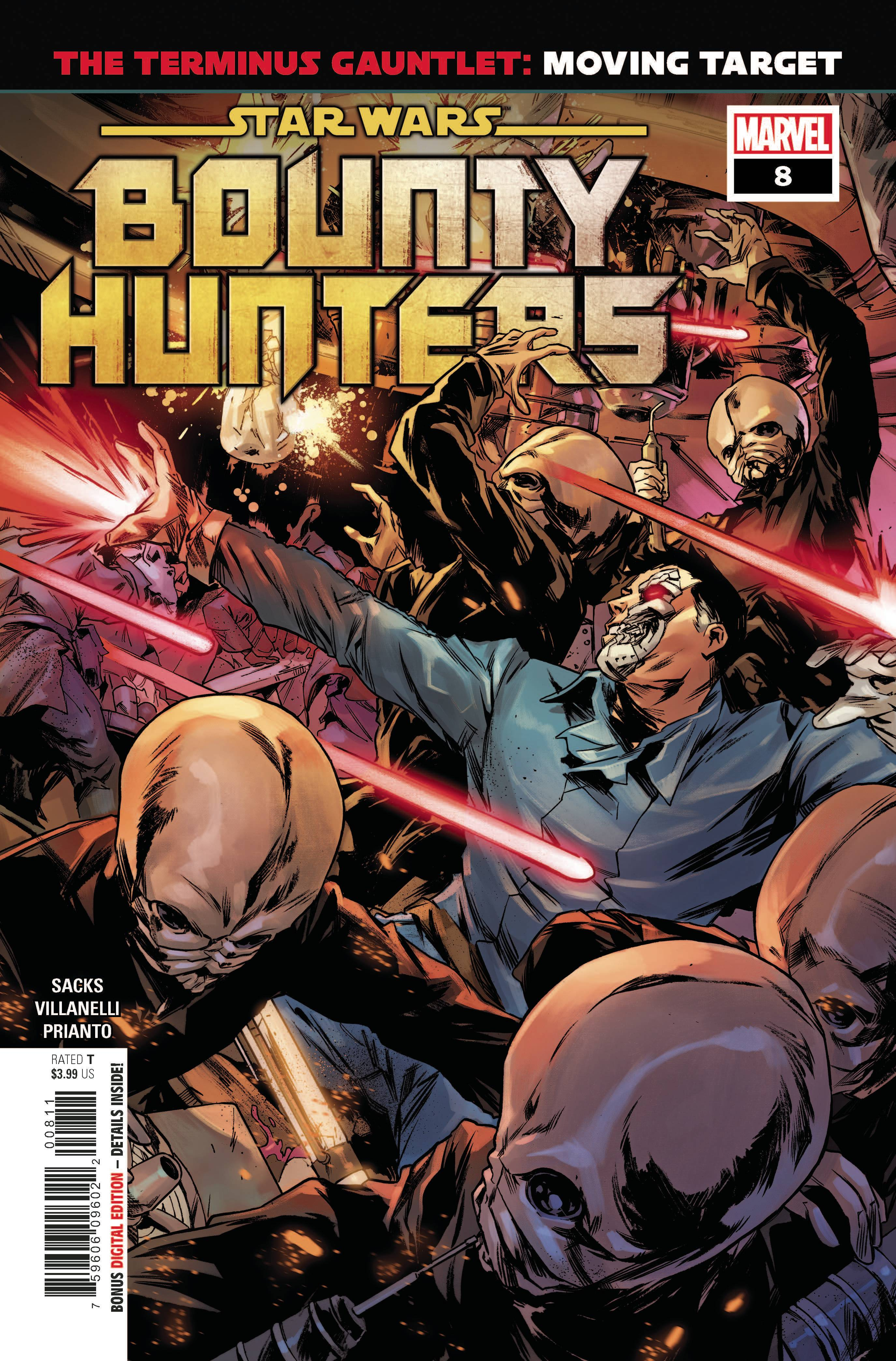 Star Wars: Bounty Hunters #8 (2020)