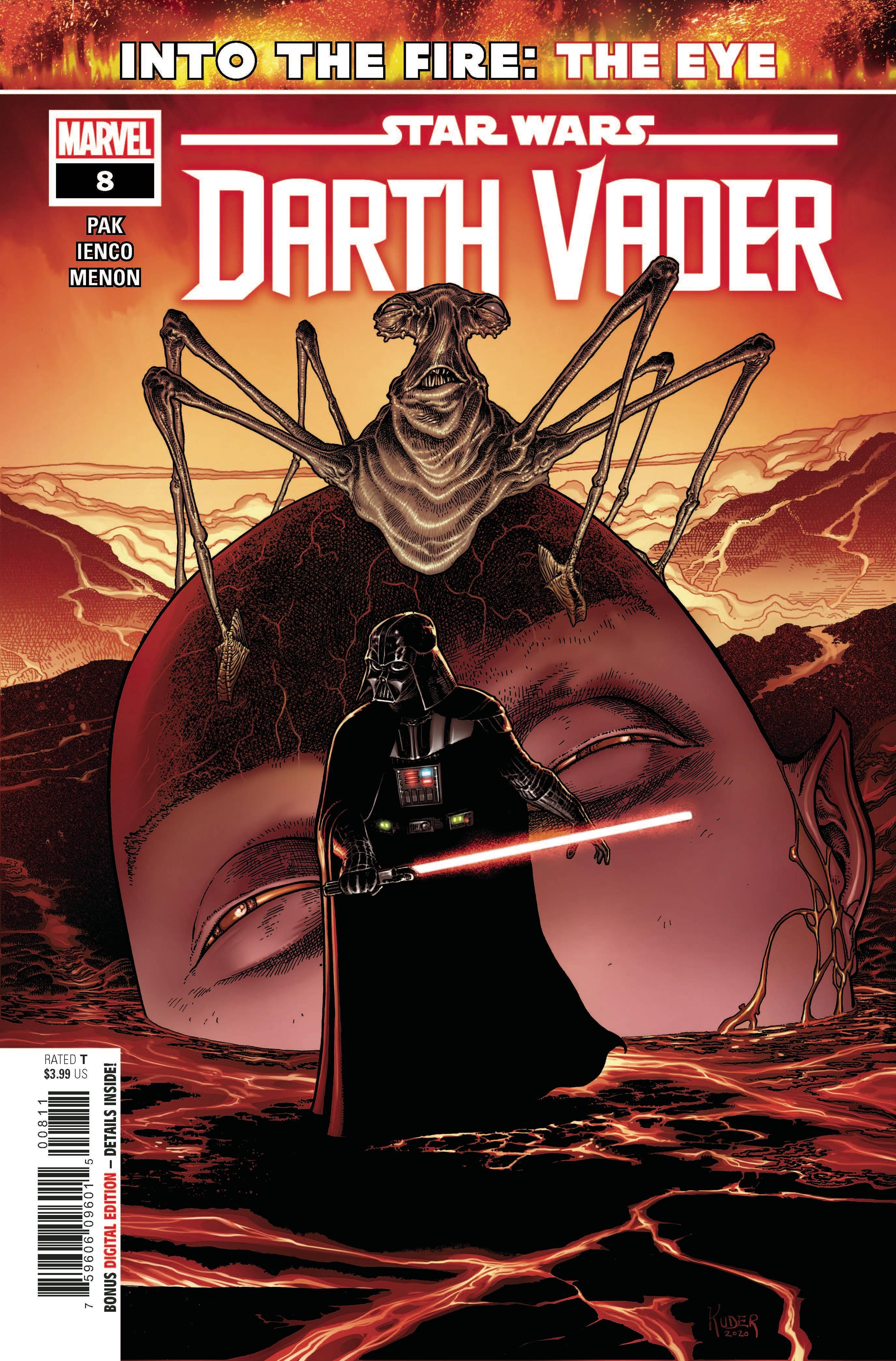 Star Wars: Darth Vader #8 (2020)