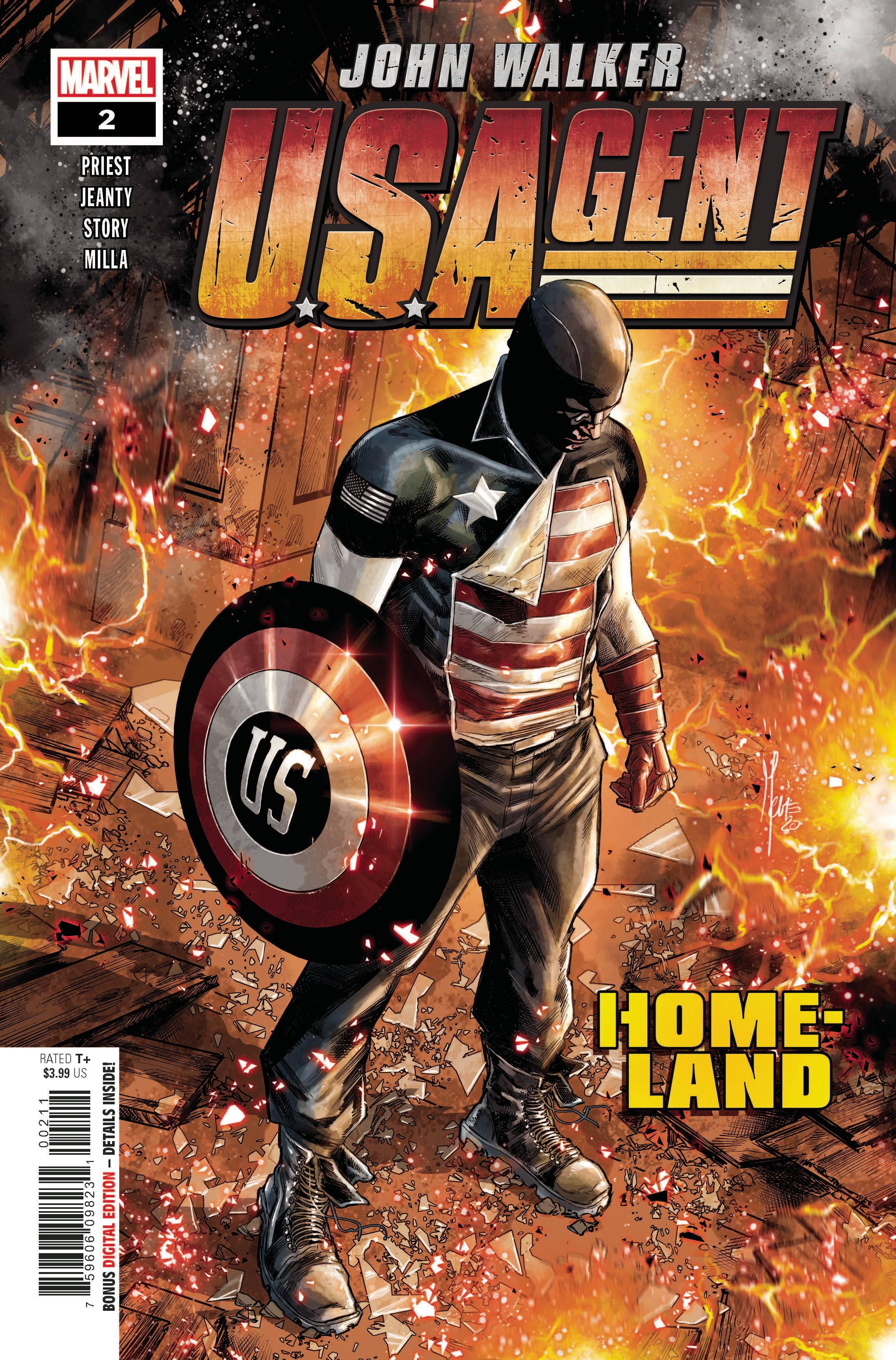 US Agent #2 (2020)