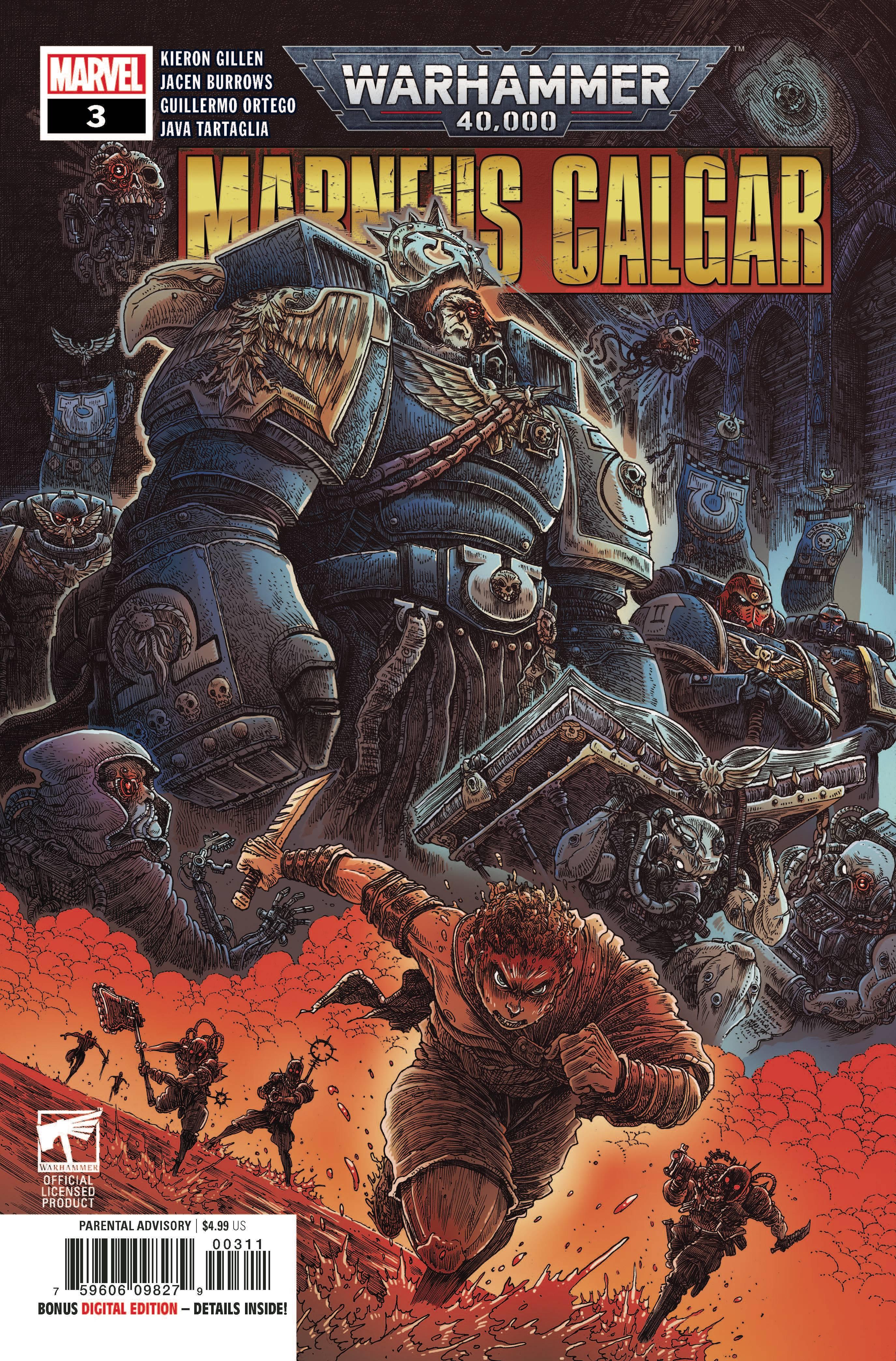 Warhammer 40,000: Marneus Calgar #3 (2020)