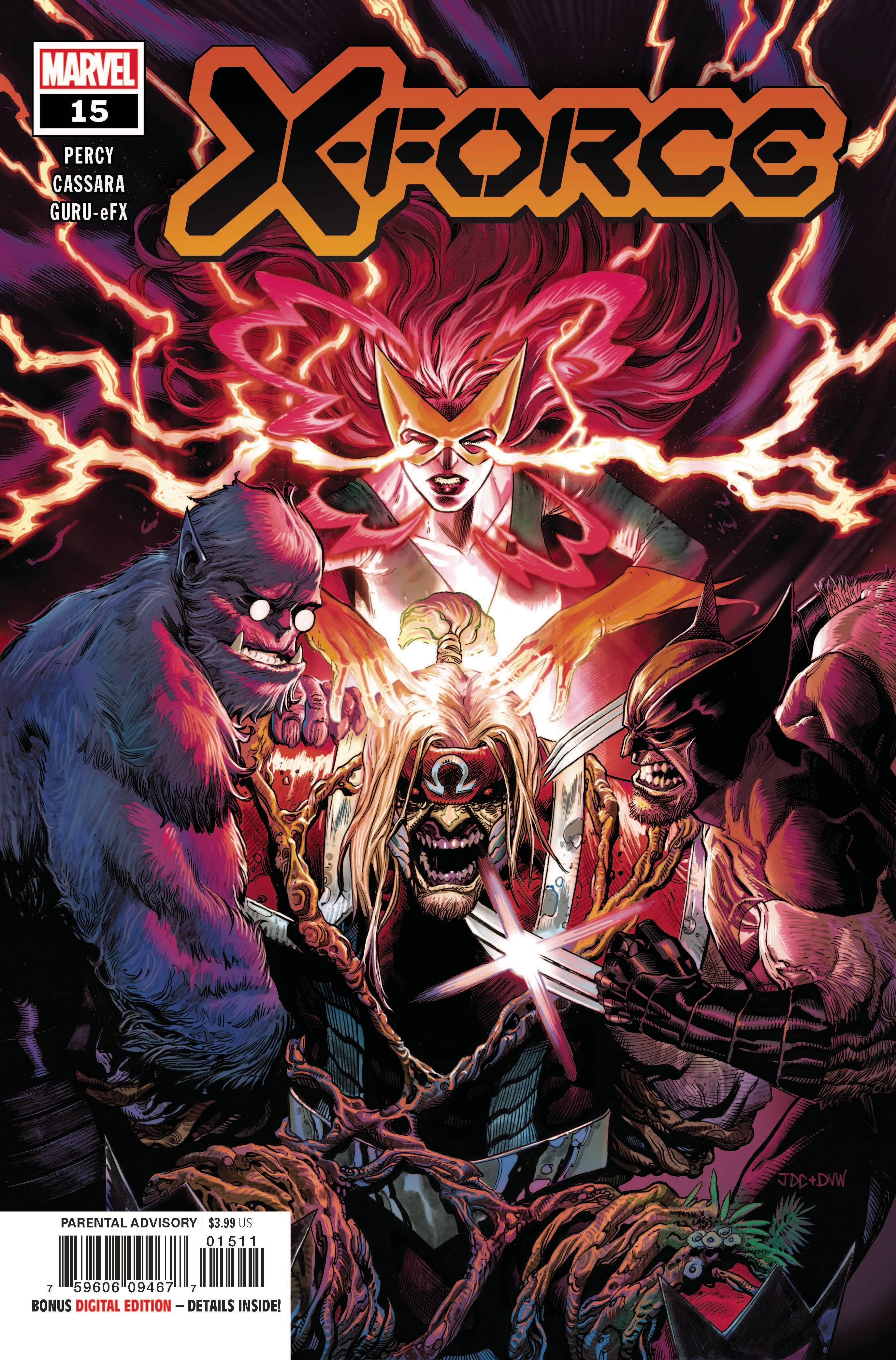 X-Force #15 (2020)