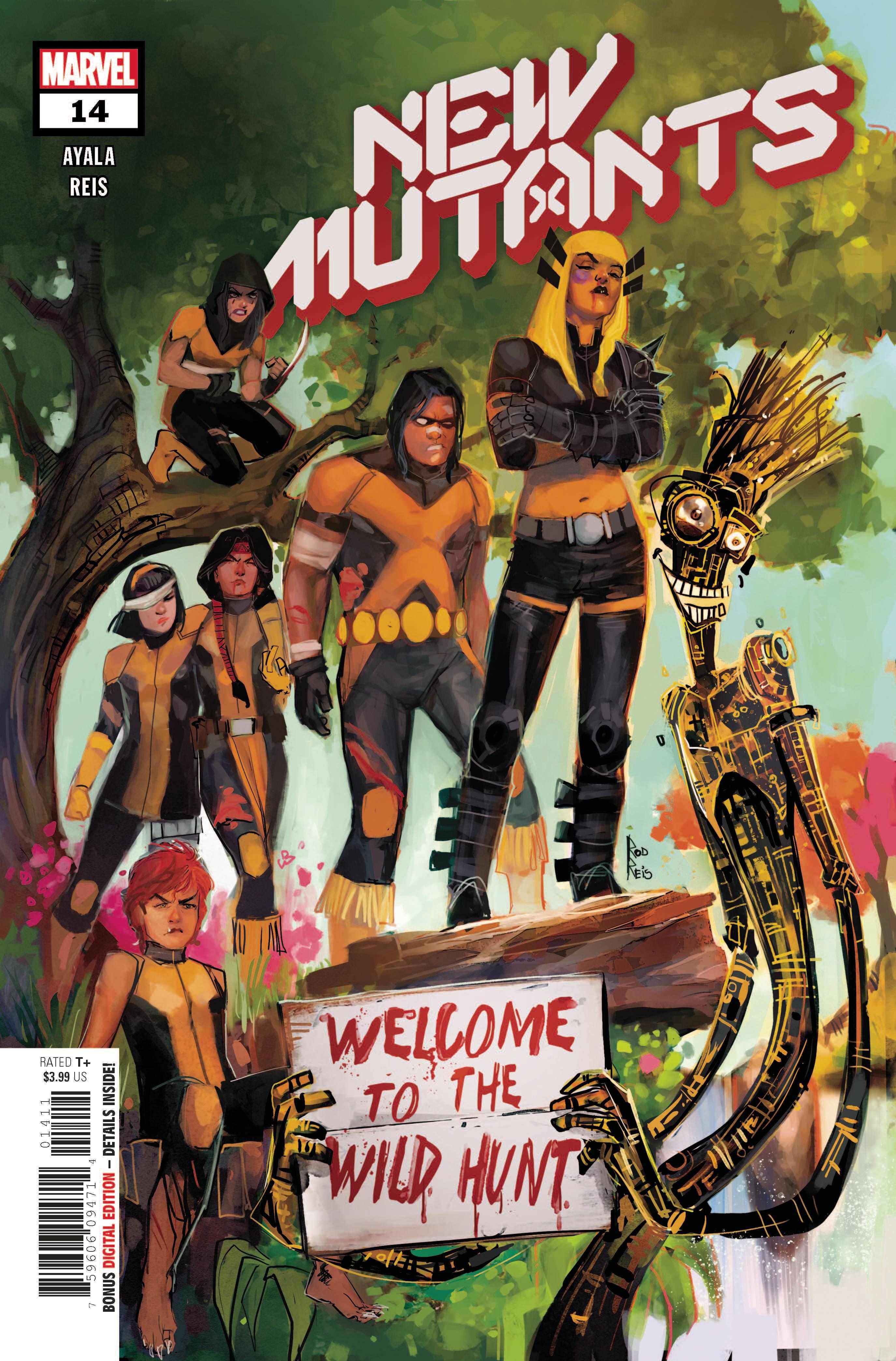 New Mutants #14 (2020)