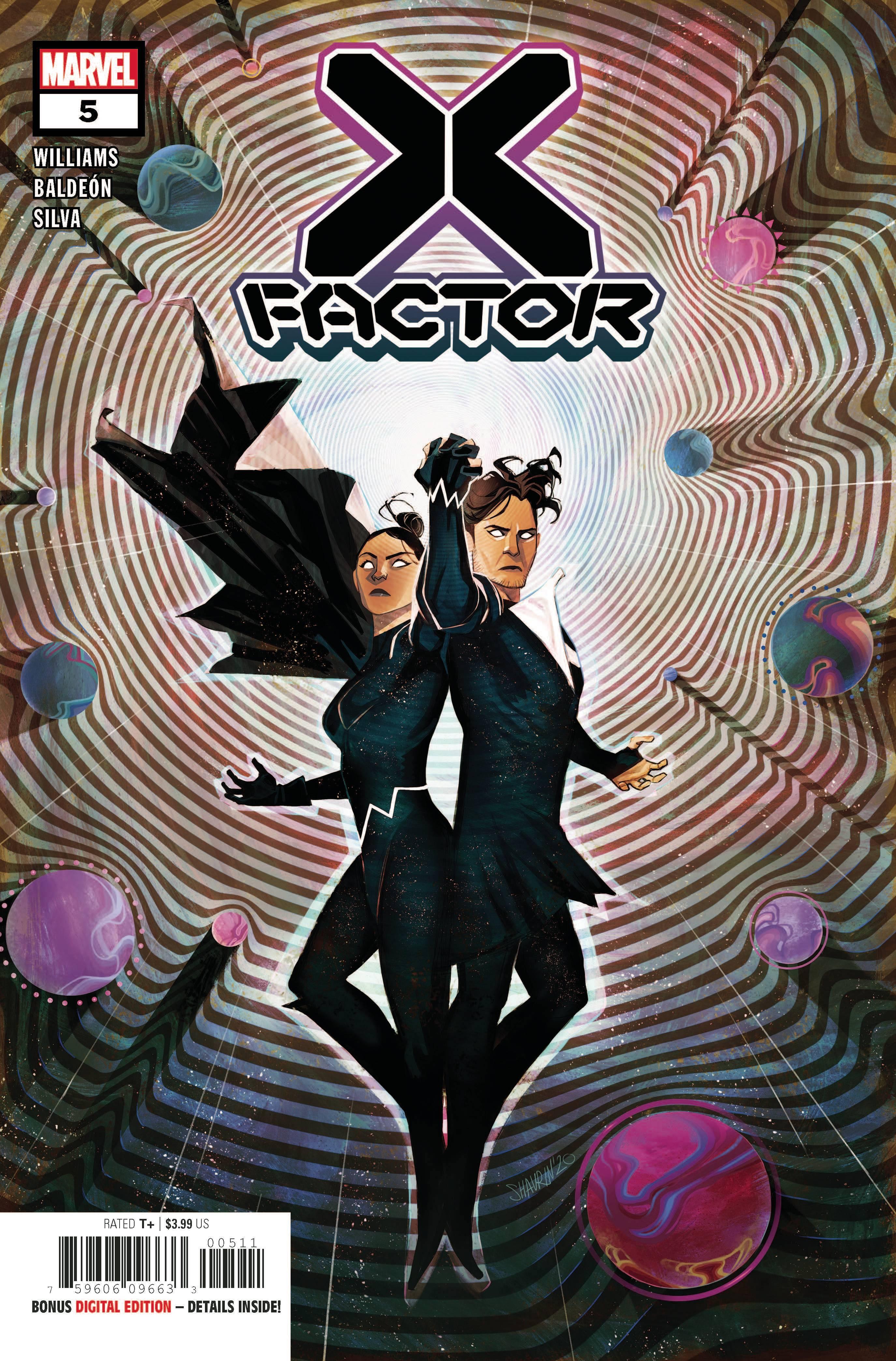 X-Factor #5 (2020)