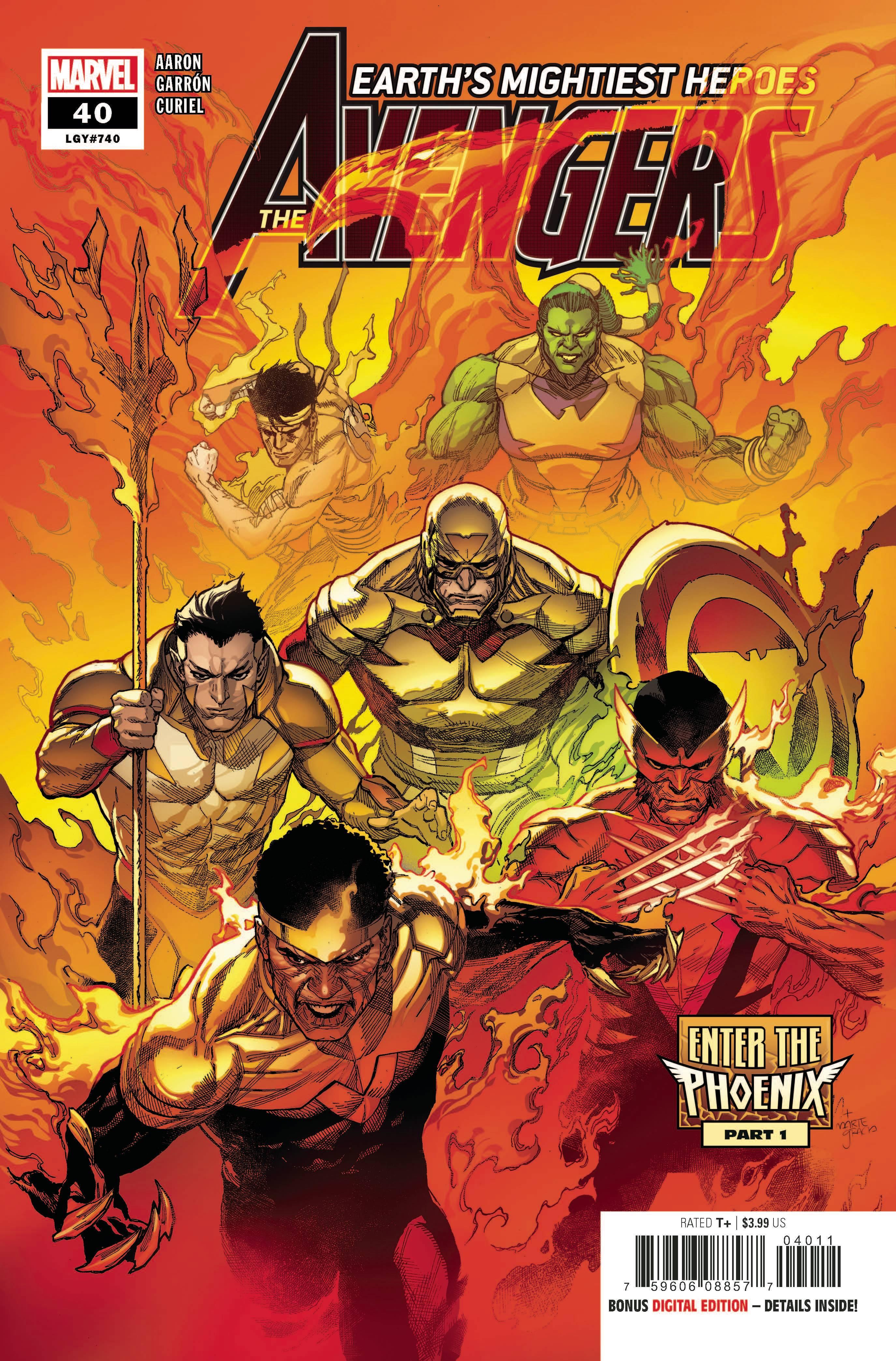 Avengers: Earth's Mightiest Heroes #40 (2020)