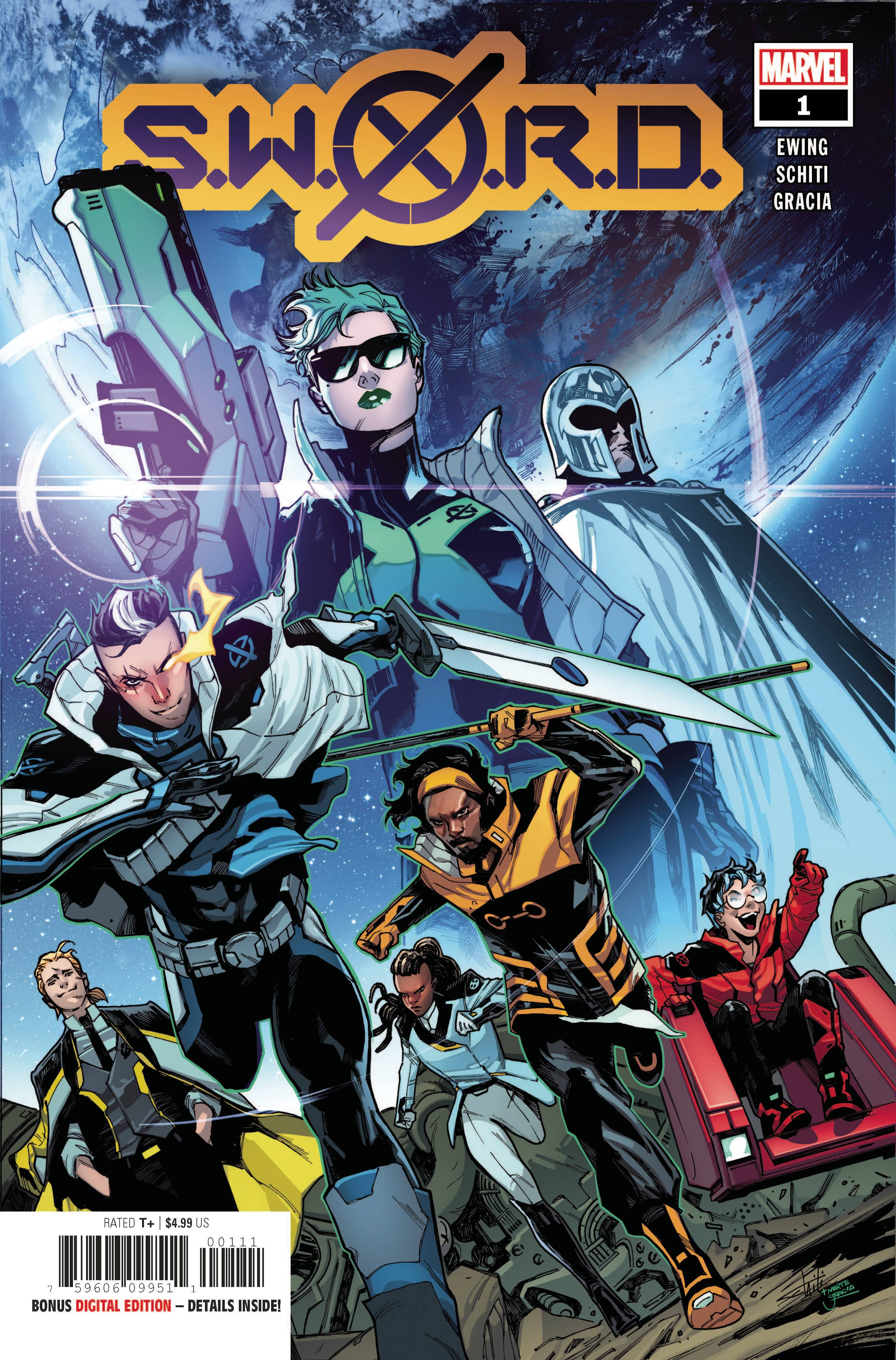 SWORD #1 (2020)