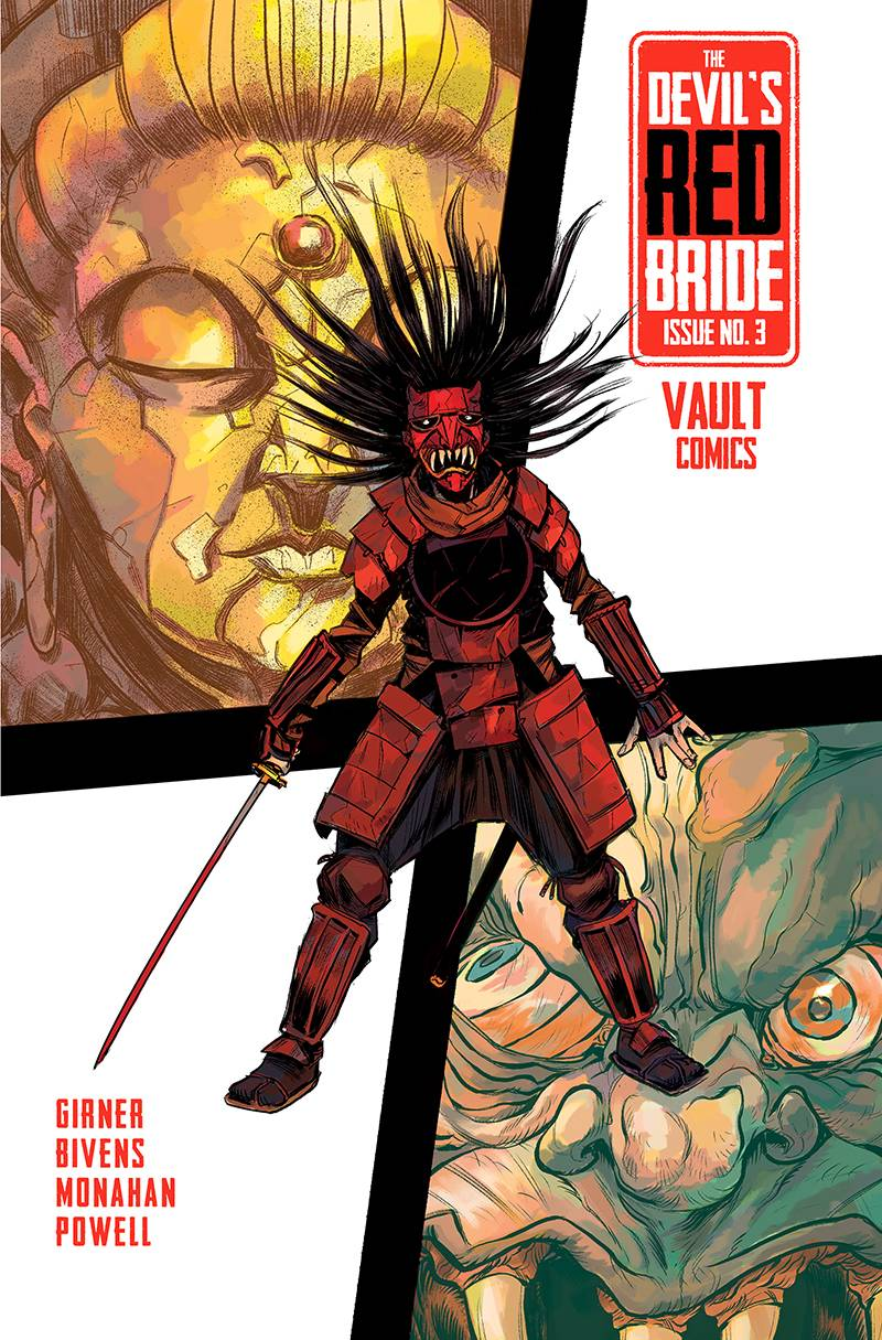 The Devil's Red Bride #3 (2020)