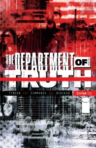 The Department Of Truth #4 (2020)