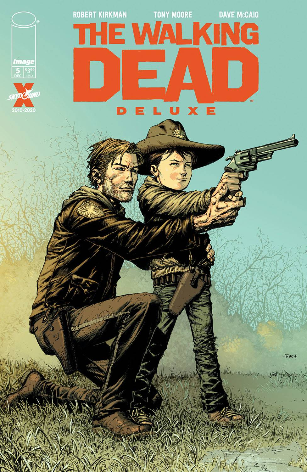 The Walking Dead Deluxe #5 (2020)