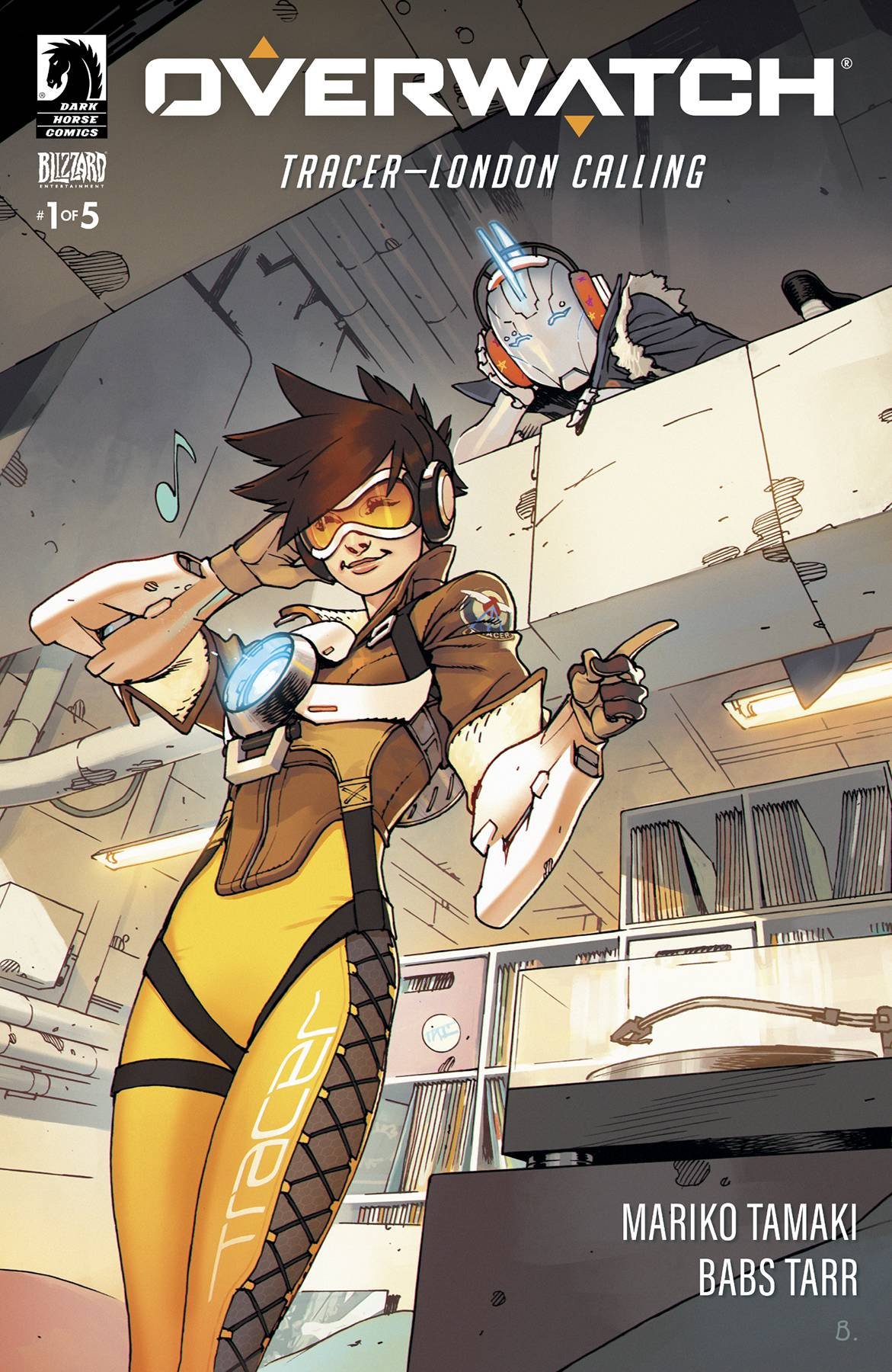 Overwatch: Tracer - London Calling #1 (2020)