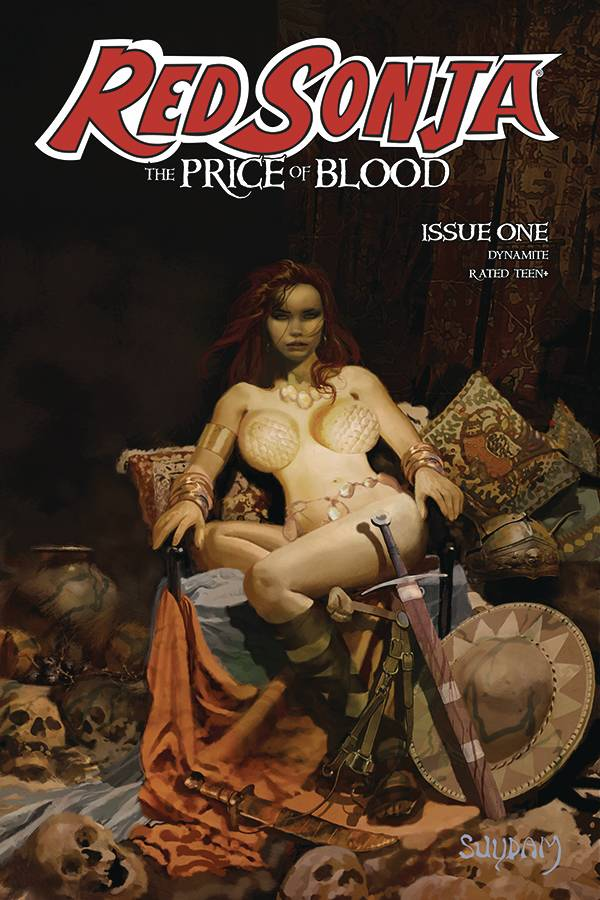 Red Sonja: The Price Of Blood #1 (2020)