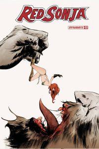 Red Sonja #22 (2020)