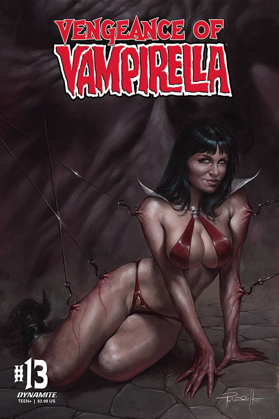 Vengeance Of Vampirella #13 (2020)