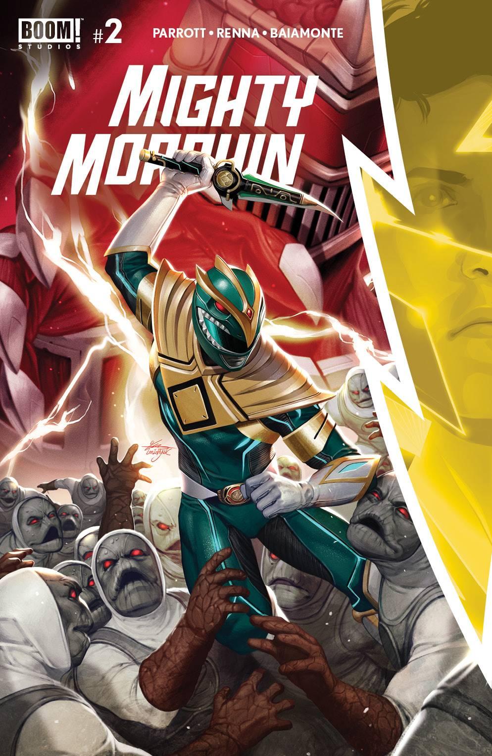 Mighty Morphin #2 (2020)