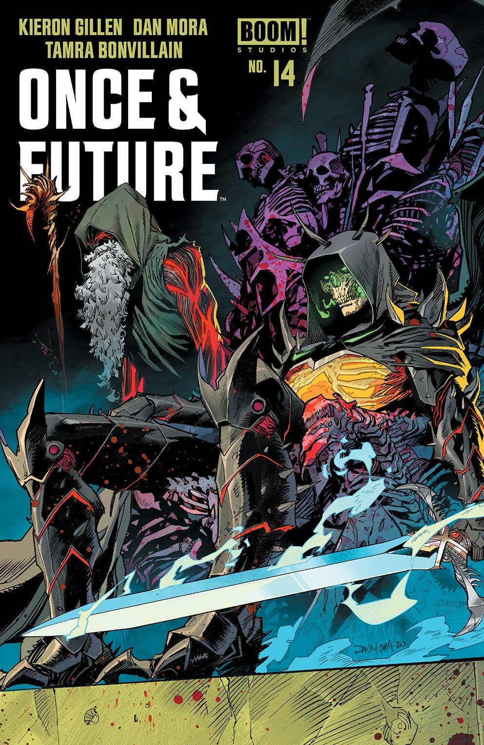 Once & Future #14 (2020)